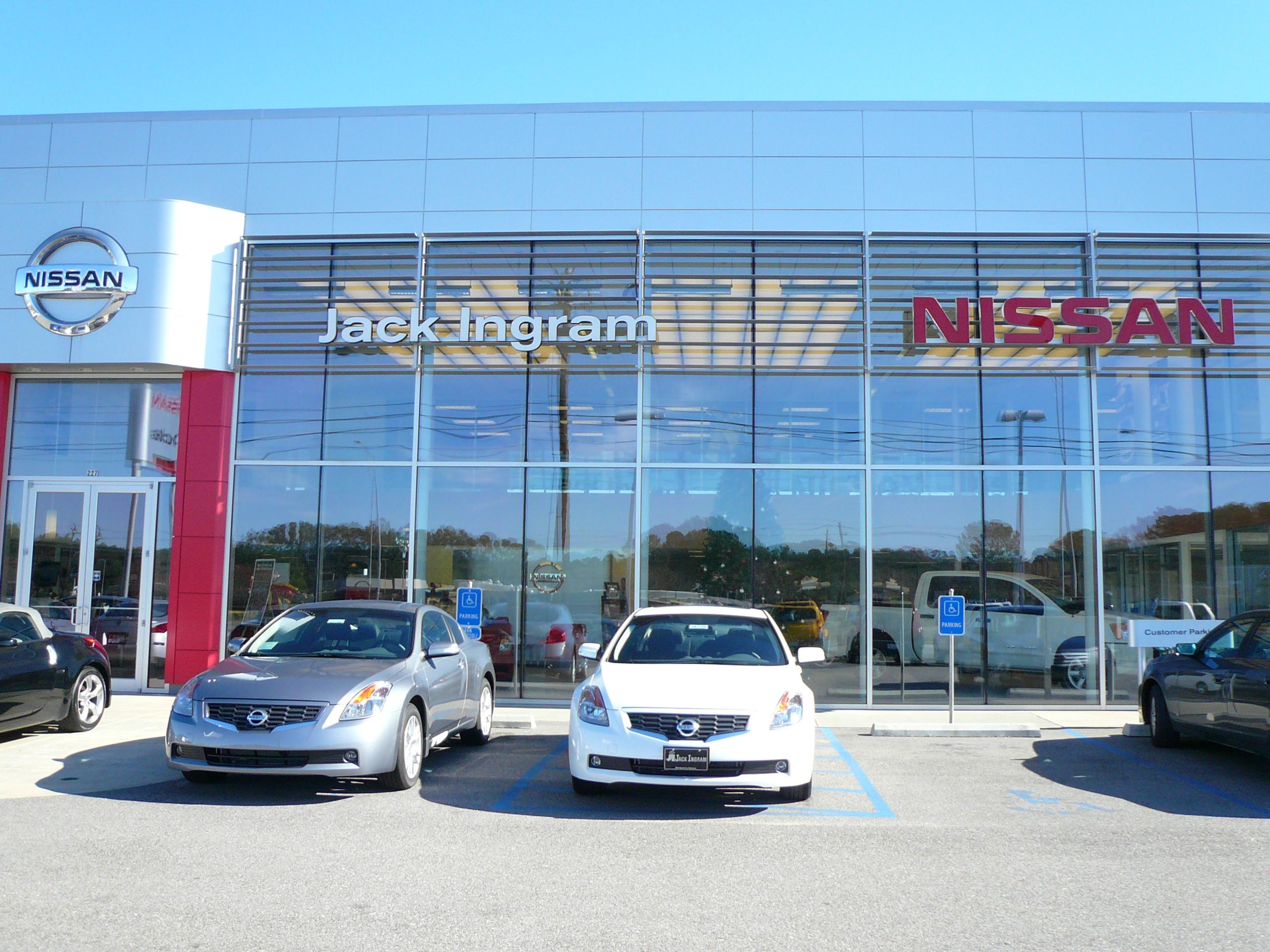 Jack Ingram Nissan >> Nissan Service Specials What S Happening At Jack Ingram Nissan